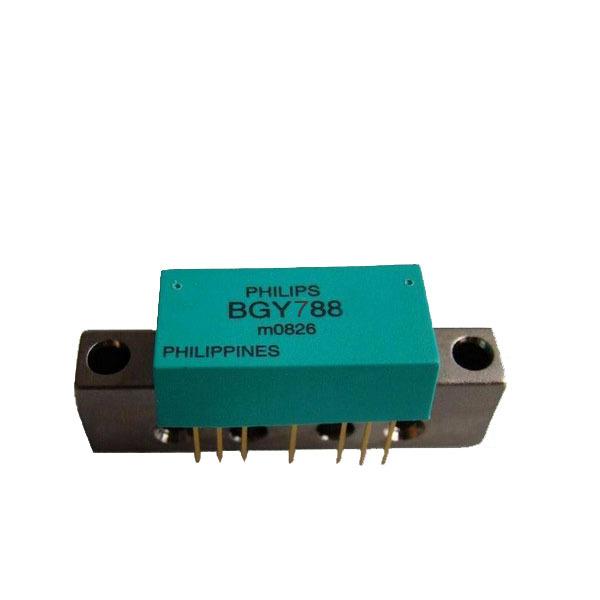 DHL CATV amplifier modules BGY788 760MHZ hybrid module - Shenzhen Wishing Technology Co., Ltd. store