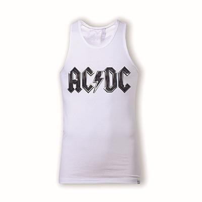 New Arrival Tank Tops AC/DC Rock Band Custom Men's Sleeveless Shirts Bodybuliding Muscle Men's Clothing 80th music Metal Band(China (Mainland))
