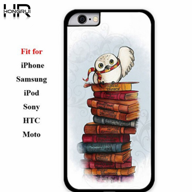 Harry Potter Phone Cases iPhone 4 5 5c 6S 6plus Cover Samsung Galaxy ...