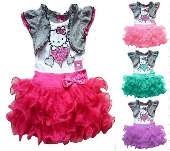 Hello Kitty Princess Dress