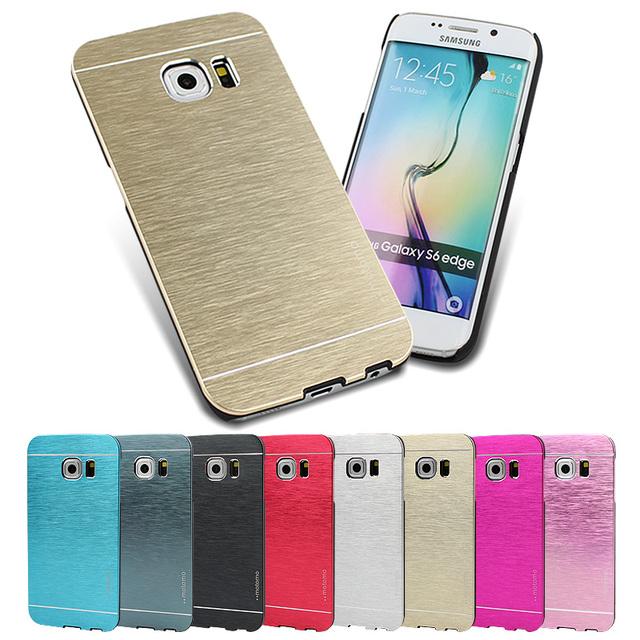 Для Samsung Galaxy A3 A5 A7 2016 Чехол Motomo Щеткой Чехол Для Samsung A3 A5 A7 A8 A9 J5 J7 Примечание 3 4 5 S3 S5 S6 S7 Край Крышки Funda