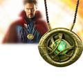 CATTOYS 1 1 Dr Doctor Strange Eye of Agamotto Amulet Pendant Necklace LED Light