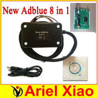 best quality PCB PHOTO NOx sensor Adblue emulator 8 in1 V3.0 trucks MAN,Iveco,Renaut, DAF, Scania/fod/bnz/v-olvo SUPPORT euro 6
