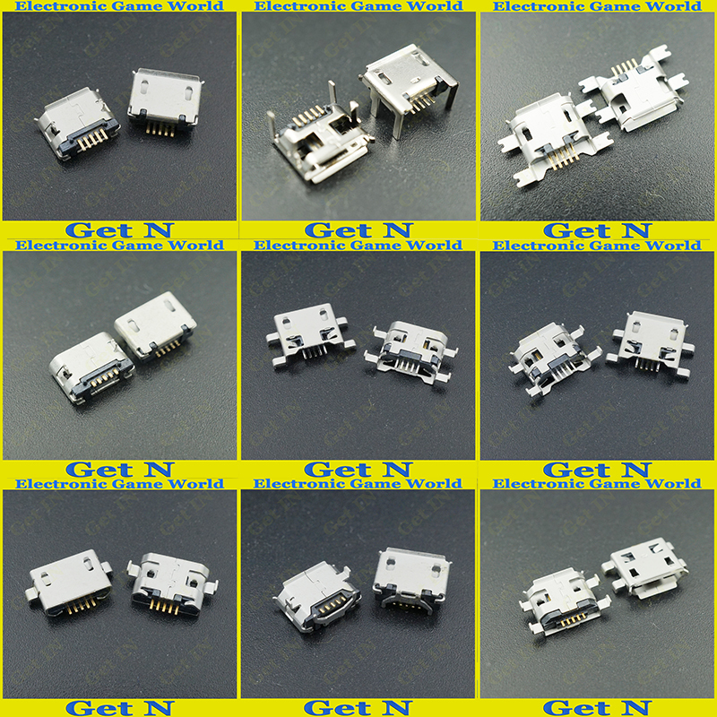 Universial 25Models Micro USB Connector Jack 5P 5Pin Sockect repairing Mobile Phone for Huawei Sony Samsung Htc Lenovo Zte<br><br>Aliexpress