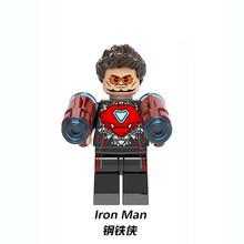 Única Venda Batman Coringa Robin Logan X-Men Superman Super Heroes Figuras Building Blocks Brinquedos Compatível Com LegoINGly zk20(China)