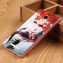 for Xiaomi Redmi Note 3 Metal Case Aluminum Capa Frame PC 3D Relief Printing Back Cover for Xiaomi Redmi Note 3 Cases Fundas(China (Mainland))