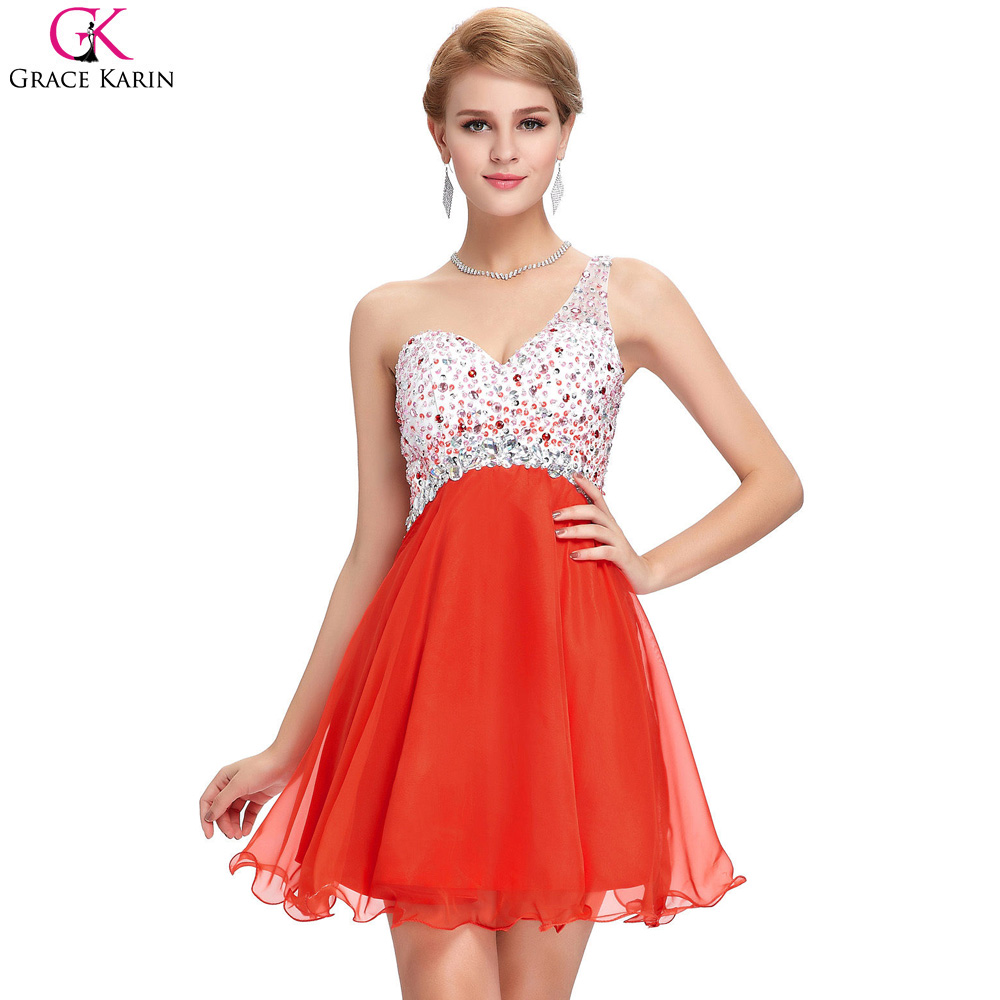 Orange Prom Dresses under 100 Promotion-Shop for Promotional ...