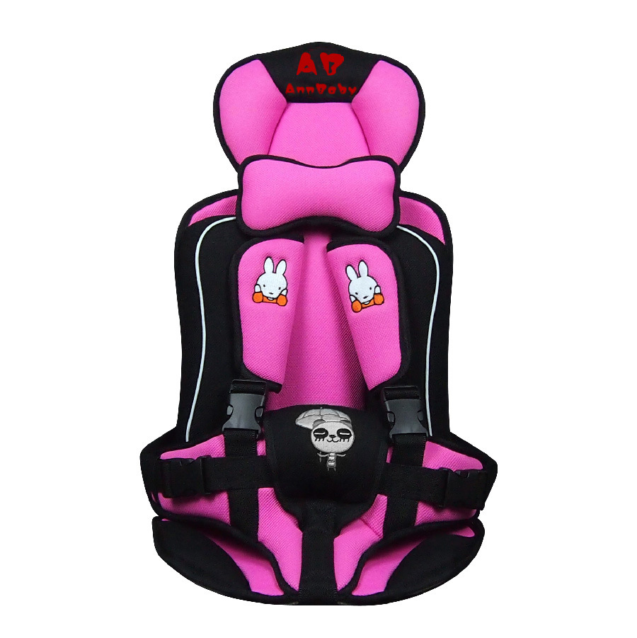 Potable Baby Car Safety Seat for Children in the Car Baby Car Seat Children Toddlers Car Seat Cover Harness with Belt(China (Mainland))