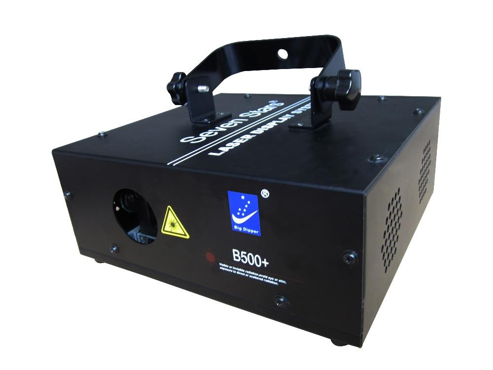 B500 dmx control 12 channel Big Dipepr single blue 400mw laser stage lighting(China (Mainland))