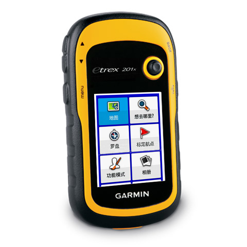 Original Garmin Etrex 20 Upgrade version Garmin Etrex 201x GPS Navigator Travel Outdoor Handheld Colour Map hand gps navigator(China (Mainland))
