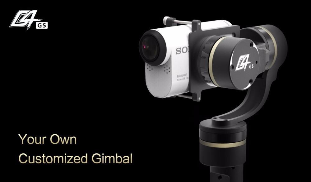 FeiYu gimbal for Sony AS series camera  3-axis brushless gimbal
