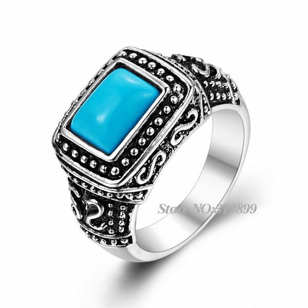 2015 Bohemian Ethnic Style Beautiful Alternative Mystery Retro Ring Gorgeous Platinum Plated Fancy Unisex Jewelry - Fame (China store Fashion)