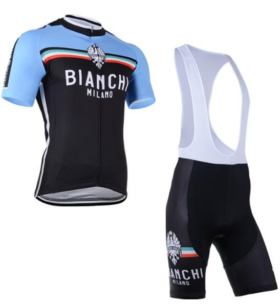 mixed size 2015 bianchi team cycling jersey Cycling Clothes/Cycling short sleeve jersey Bib Shorts kit,hot new ciclismo/maillot(China (Mainland))