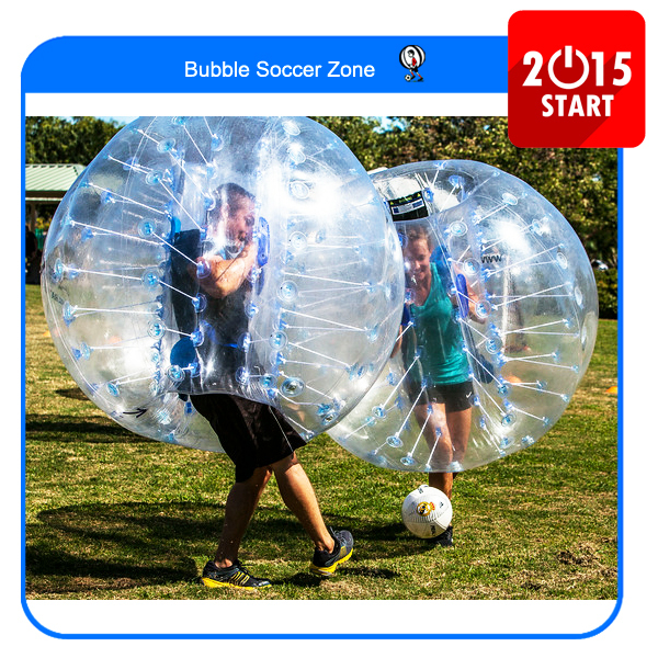 Free shipping, Amazing 1.5m inflatable human hamster ball,inflatable bumper ball,bubble football,bubble soccer(China (Mainland))
