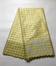 Buy JH1K2017 New design african lace fabric yellow color french tulle lace fabric wedding dress.Swiss voile lace switzerland for $42.00 in AliExpress store