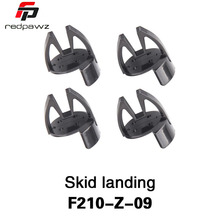 Original Walkera F210 RC Helicopter Quadcopter spare parts and Accessories 4Pcs Landing Gear Fitting for Walkera F210 RC Drones