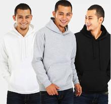 2015 JOHN CABOT New Winter Leisure Men's Hoodies JOHN CABOT Solid colors Fashion Sweatshirts Hooded mens coats Size XS-XXL(China (Mainland))