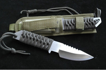 MT Straight Knife Fixed knife tactical knife Outdoor Field Necessary Tool High Hardness Sharp Cutting Hunting