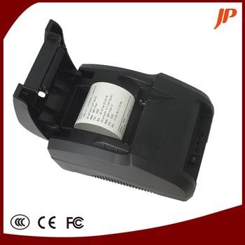 Free shipping High speed black USB Port 58mm thermal Receipt pirnter POS printer low noise mini printer ,printer thermal