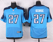 For Mens,Delanie Walker,DeMarco Murray,Eddie George,Kendall Wright,Marcus Mariota,Blue WHITE black Rush stitched Titan(China (Mainland))