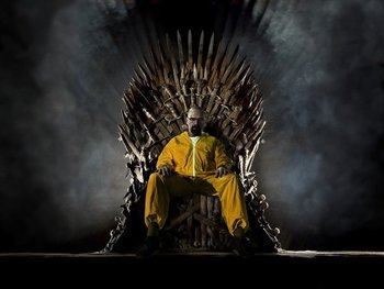 "11 Breaking Bad - Season TV Show 2012 Hot Art 32""x24"" Poster"