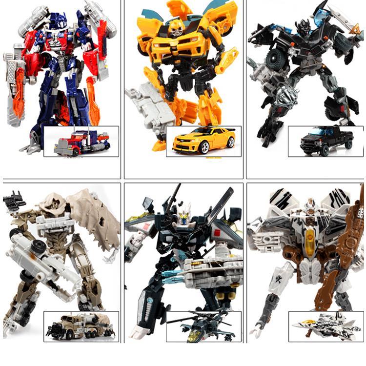 Original Box 27cm transformation 4 Toys Kids Brinquedos Optimus Prime Robot Car Anime Action Figure Class Juguetes BUMBLEBEE(China (Mainland))