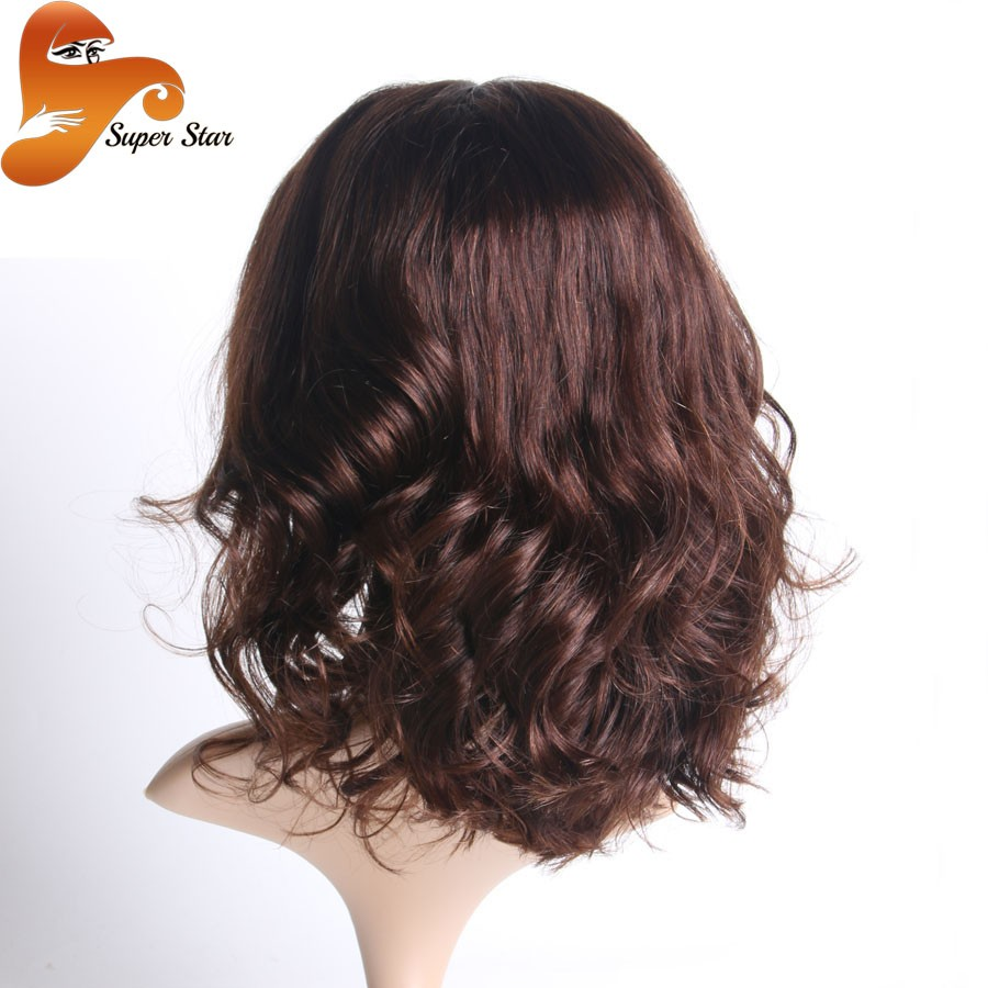 1-3 Full Lace Human Hair Wigs