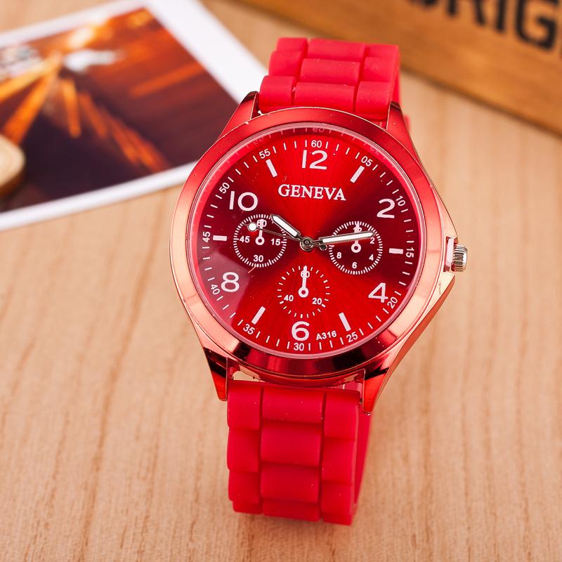 Aliexpress.com : Buy New Design Silicone Quartz Watch ...