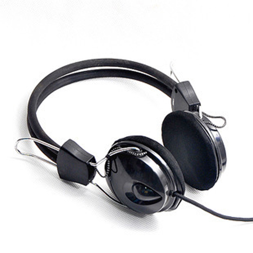 Skype Gaming Game Stereo Headphones Headset PC Computer Laptop KANGLING 808 Black Gaming Headphones