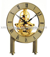 popular skeleton clock movement