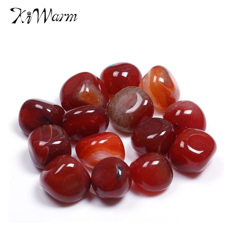 Fashion Natural Tumbled Carnelian Carved Crystal Healing Stones Crafts Polished Gem for Home Garden Decoration(China (Mainland))