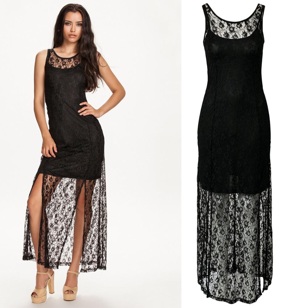 Black dress design - Slimming Party Dresses