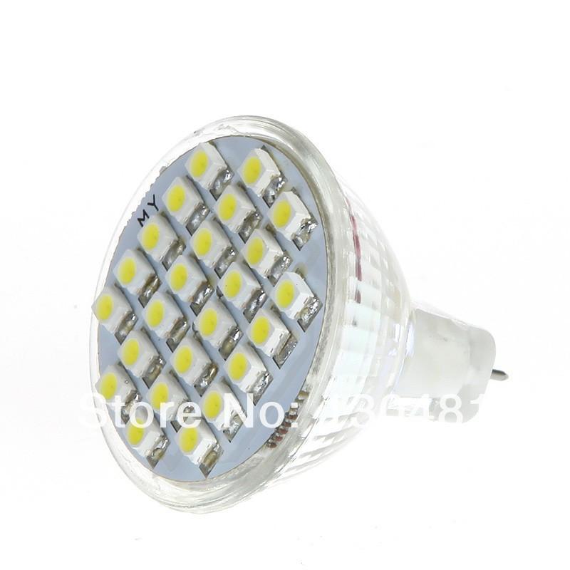 5pcs Freeshipping New Mr11 Gu4 12v Smd3528 Bulb Warm White Energy Saving Spotlight Background