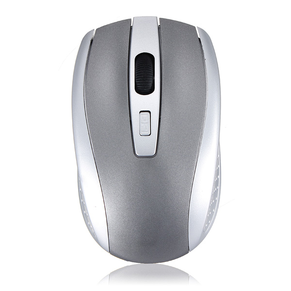 Brand New Super Quality 4D 2.4G Wireless Optical Game Gaming Mouse Mice 800 1000 1200 DPI For PC Laptop Best Price(China (Mainland))