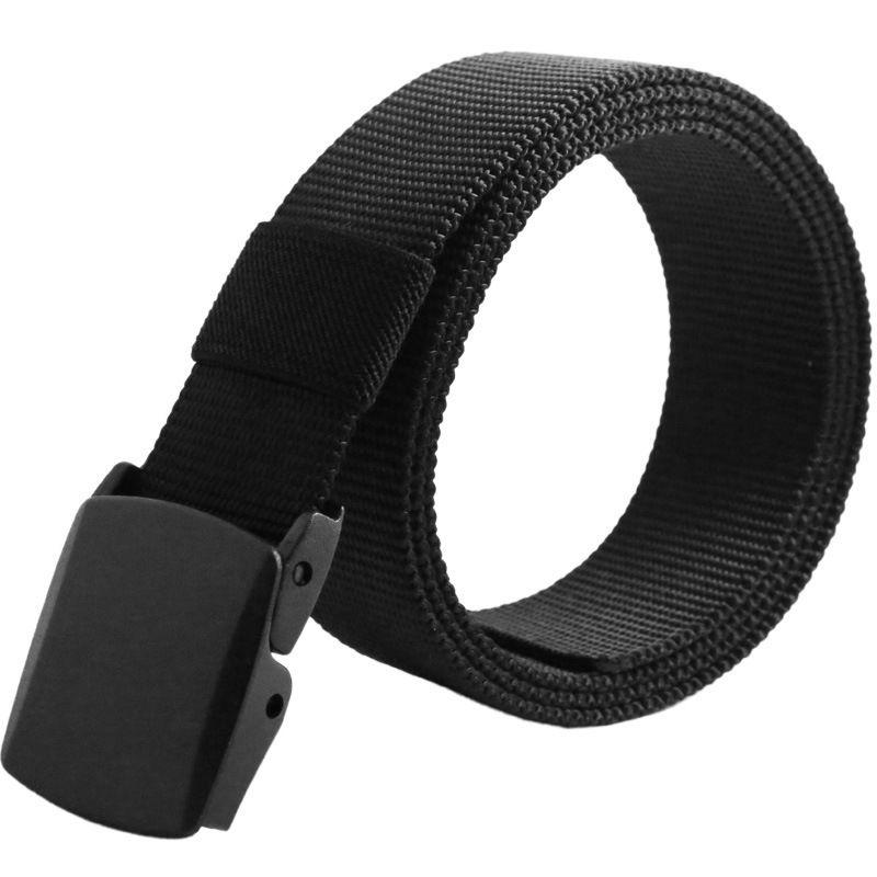 2016 Fashion New Men Fashion Belts Outdoor Sports Military Tactical Nylon Waistband Canvas Web Belt(China (Mainland))