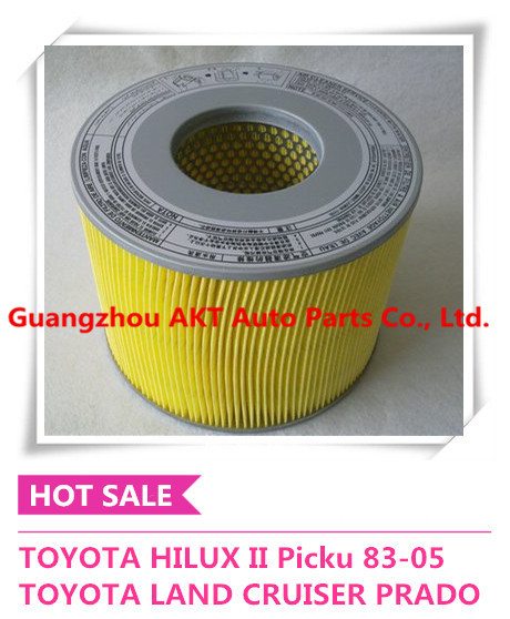 FOR High quality! TOYOTA HILUX II Picku 83-05 / TOYOTA LAND CRUISER PRADO  Air Filter OEM 17801-62010<br><br>Aliexpress
