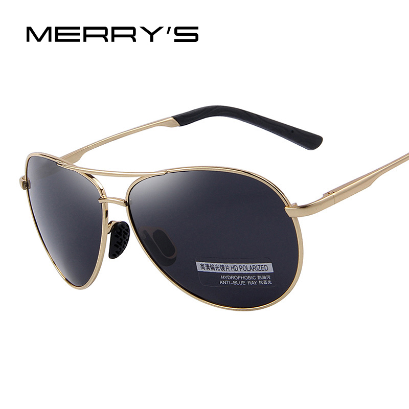 MERRY'S Polarized Sunglasses Men Driver Mirror Sun glasses Male Fishing Female Outdoor Sports Eyewear For Men S'601(China (Mainland))