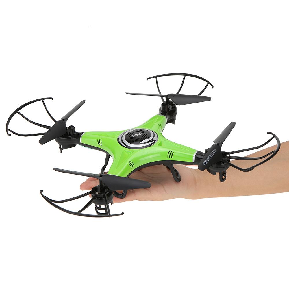 F16761/2 JJRC H5M Music Play Drone No Camera RC Quadcopter with speaker 2.4G 4CH 6 Axis Gyro Headless CF Mode One Key Return RTF