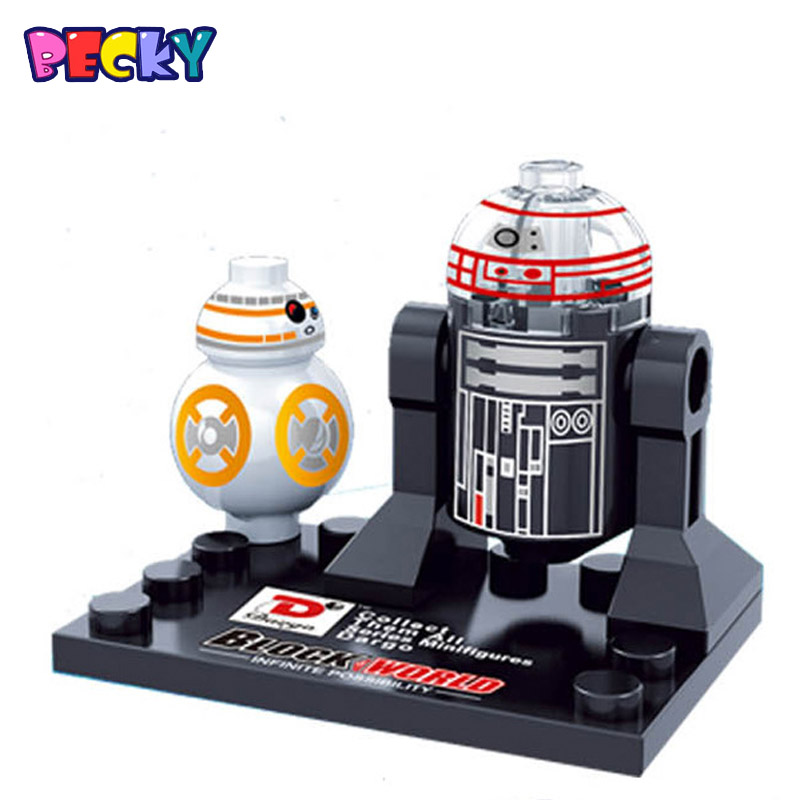 Becky New Star Wars minifigure Building Blocks Single sale Kylo Ren Classic figures Collection Children Gift Kids toys Legoe<br><br>Aliexpress