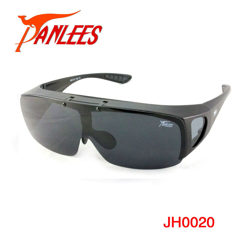 Panlees oculos sol feminino Sport Safety Glasses Polarized Sunglasses Flip Camping Fishing Golfing Hiking Fitover  -  Guangzhou Jiahao Factory store