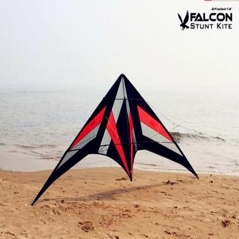 2013 New Style 2.5m ballet Almighty Kite,Falcon Stunt Kite,Double line kite free shipping