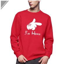 Buy 2017 Fashion Printed I'm S Mine Sweatshirt Men's Funny Cotton Long Sleeve Hoodies Tracksuit Men Hoodies Dresses for $18.71 in AliExpress store