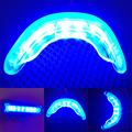 16LED Teeth Whitening Cold Light Lamp with Triple Interface Adapter Cable Tooth Cleaning Oral Care tanden
