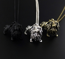 Buy Bohemian Vintage Love Dachshund Pendant Necklace Boho Men Jewelry Bijoux Animal Dog Statement Choker Maxi Necklaces Women for $20.54 in AliExpress store