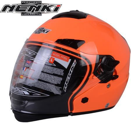 Professional Urban Open Face Motorcycle Helmet, with Controable Internal Black Sunglass,DOT, ECE Approved LS2 OF 578