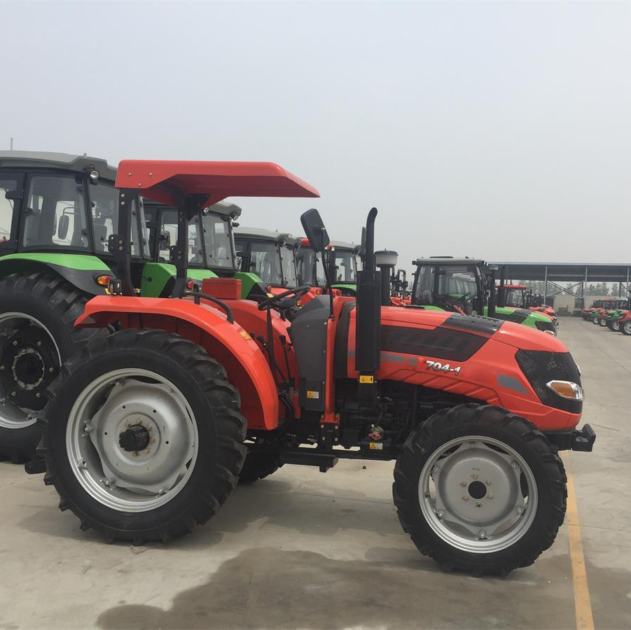 70 HP Farm Tractor Amphibious Tractor Supply Agricultural Harvesting Equipment(China (Mainland))