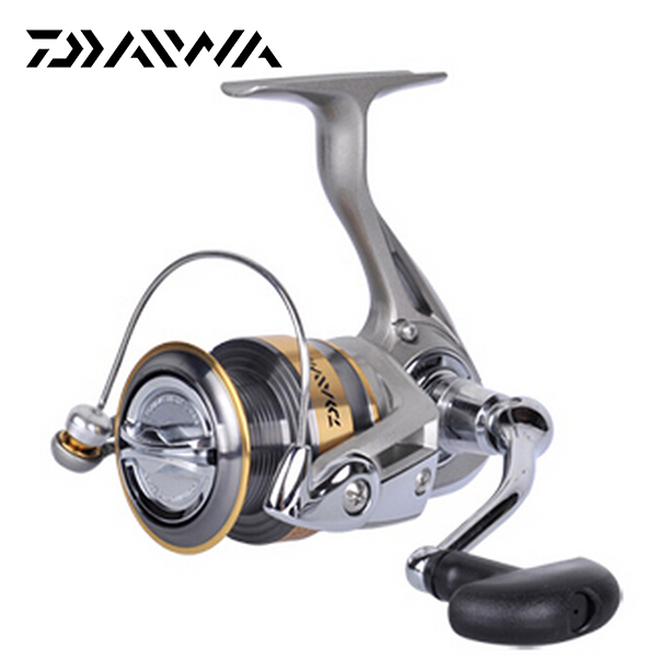 100% Original DAIWA Brand Legalis 3500SH 4000SH Spinning Fishing Reel 7+1BB 6.2:1 Spinning Reel(China (Mainland))