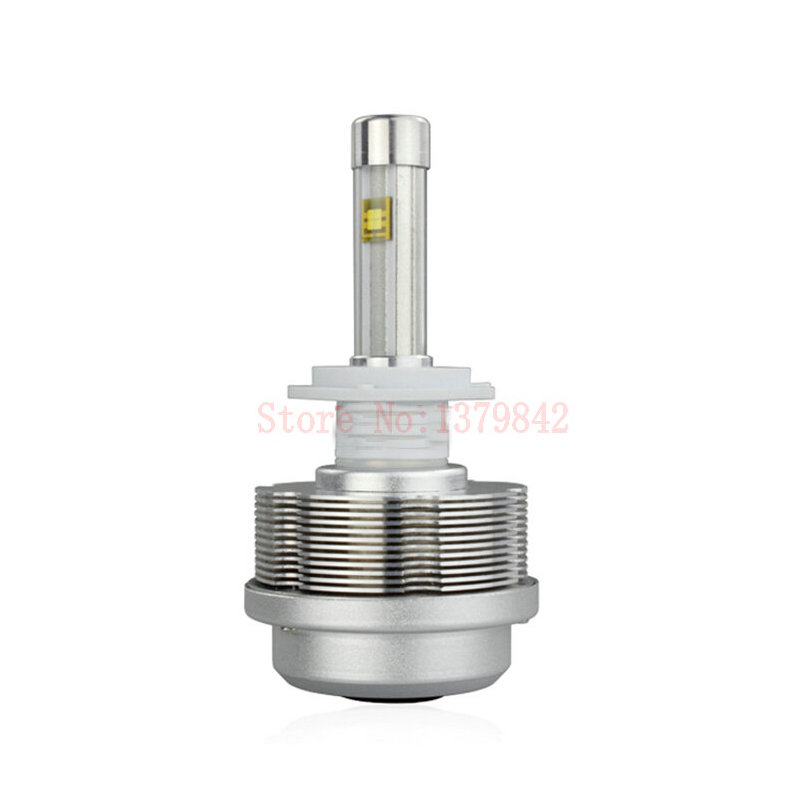 Free Shipping 2Pcs/Lot 30W 12v Car Led Low Beam Headlight Bulb For Volvo S60 II 2010 S80 06-09 S80 II 2010 V40 2012 V50 04-12<br>