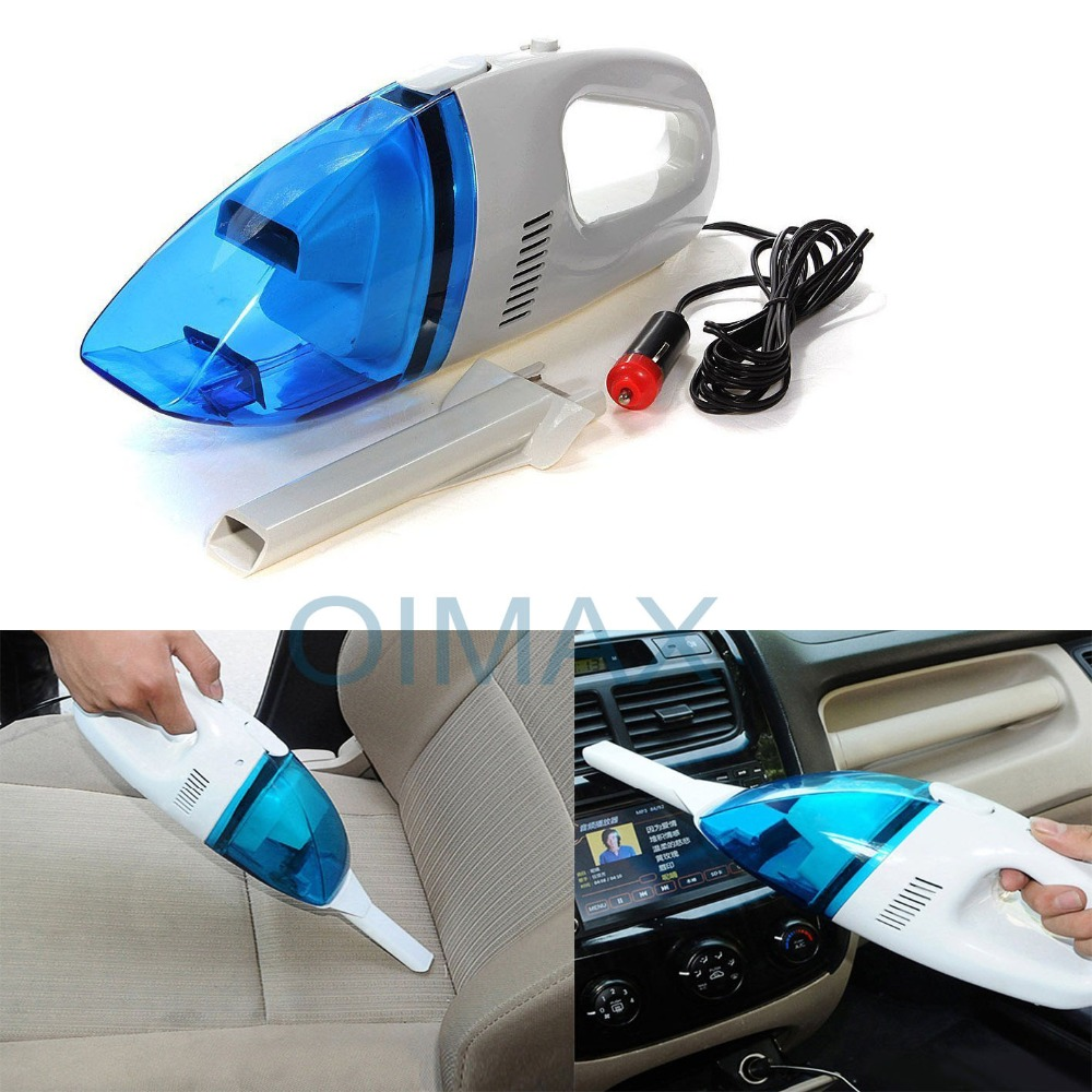 NEW Portable Car Vacuum Cleaner Wet and Dry Aspirador de po dual-use Super Suction 120W Car Vacuum Cleaner (HEPA Filter)(China (Mainland))