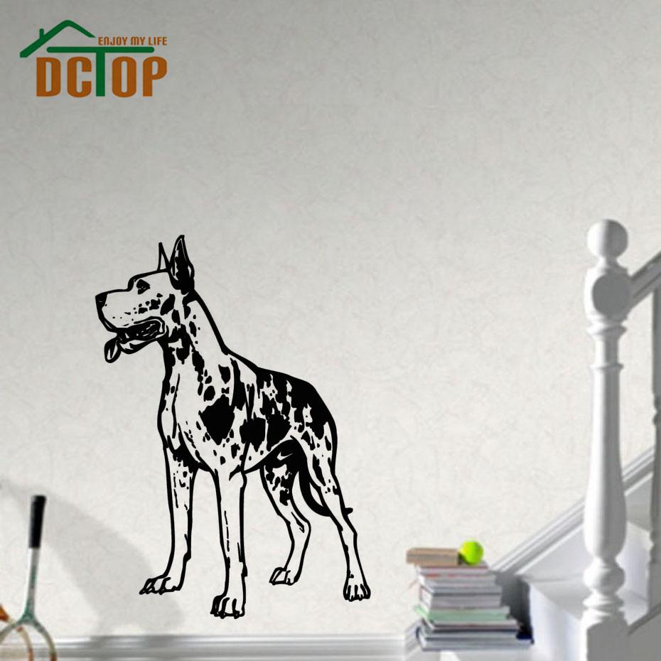 High Quality Animal Home Decor Wall Sticker Dog Vinyl Home Decorators Catalog Best Ideas of Home Decor and Design [homedecoratorscatalog.us]
